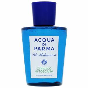 Acqua Di Parma - Blu Mediterraneo - Cipresso Di Toscana Shower Gel 200ml for Men and Women
