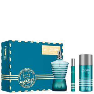Jean Paul Gaultier - Christmas 2020 Le Male Eau de Toilette Spray 125ml Gift Set for Men
