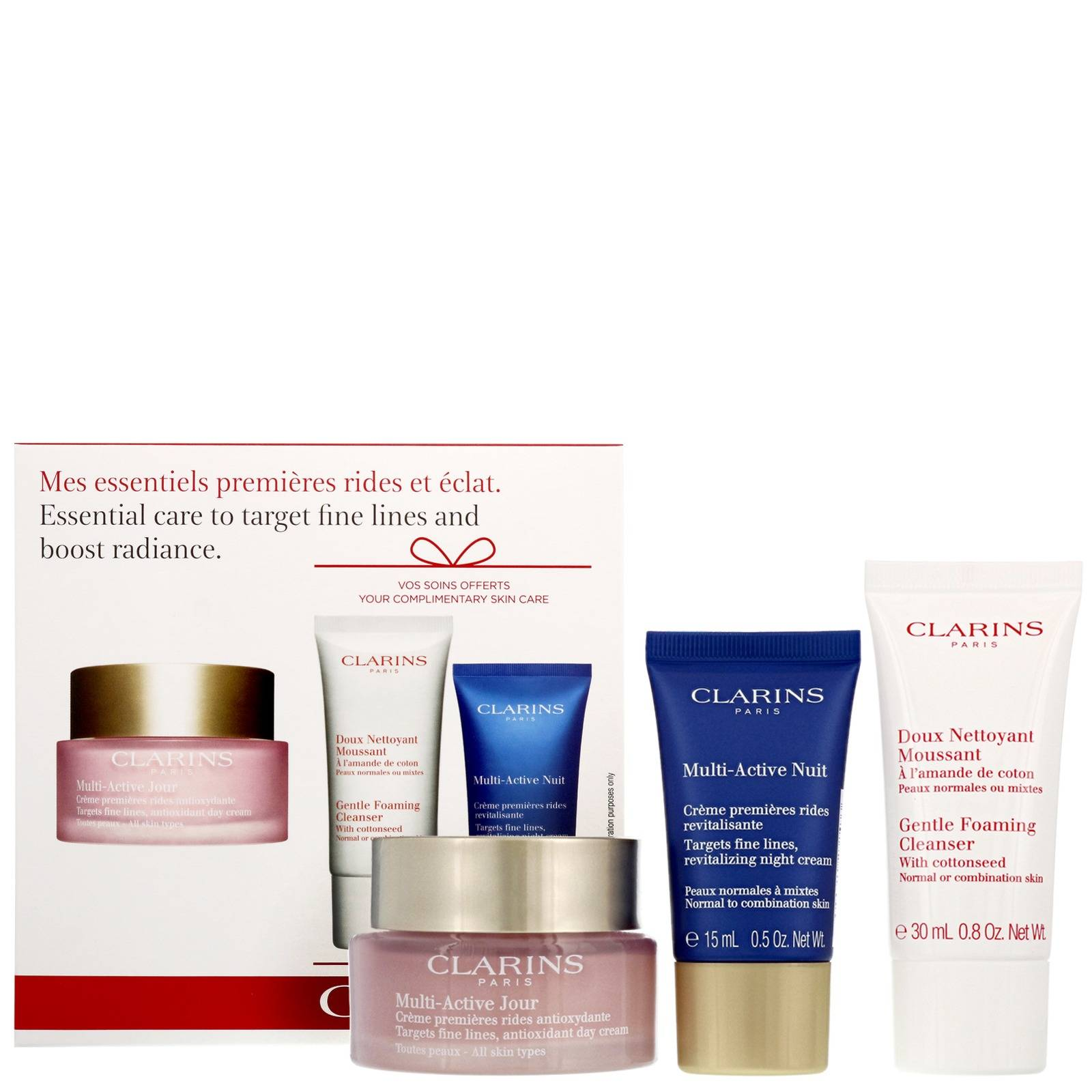 Clarins - Gifts & Sets Multi Active Day Cream 50ml Gift Set for Women