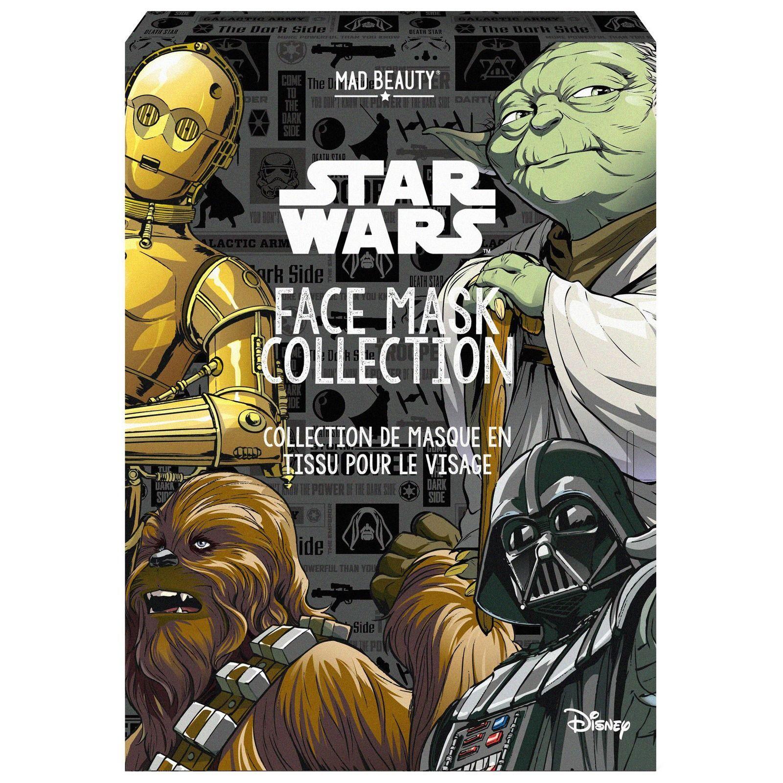 Mad Beauty - Disney Star Wars Face Mask Set for Men