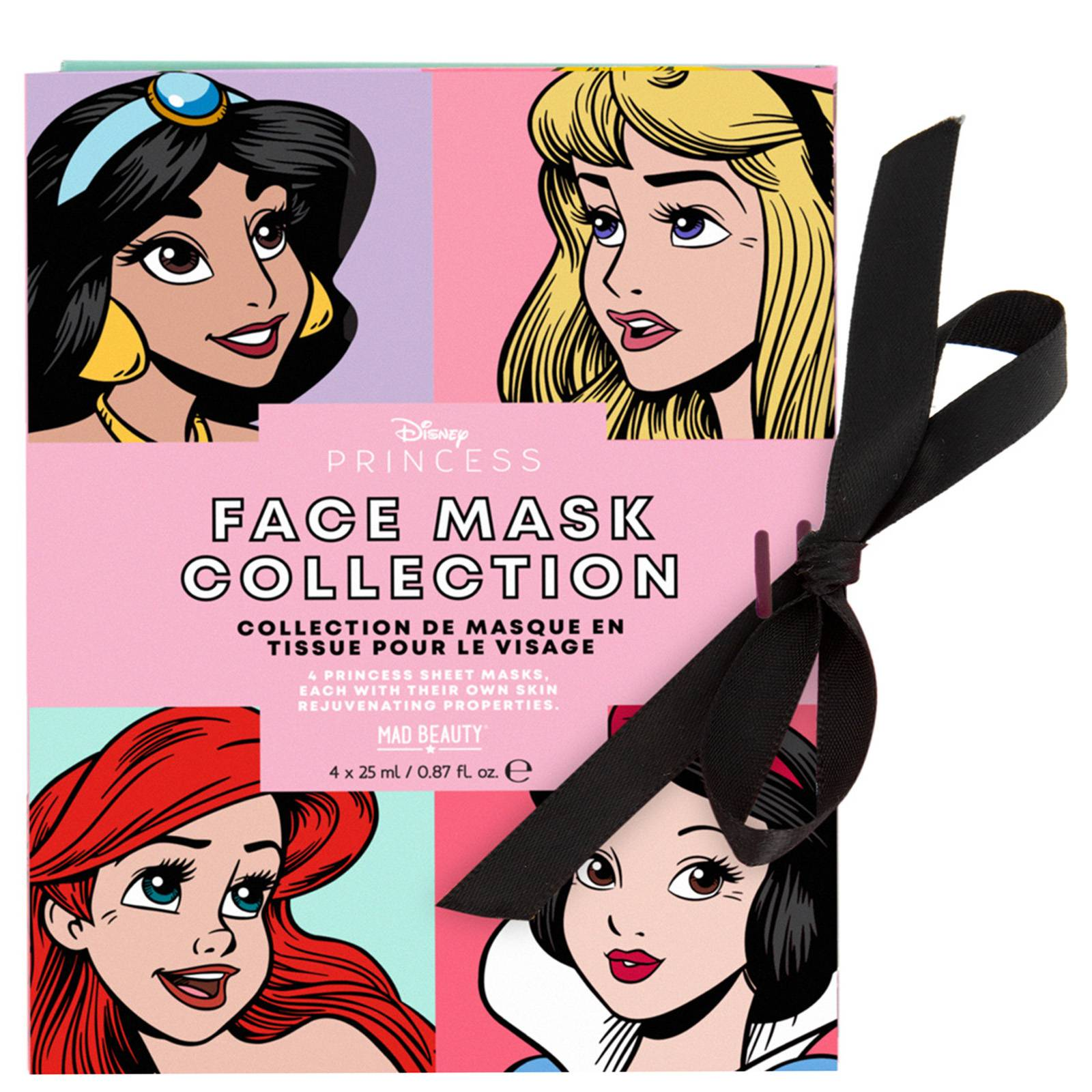 Mad Beauty - Disney POP Princess Face Mask Collection for Women