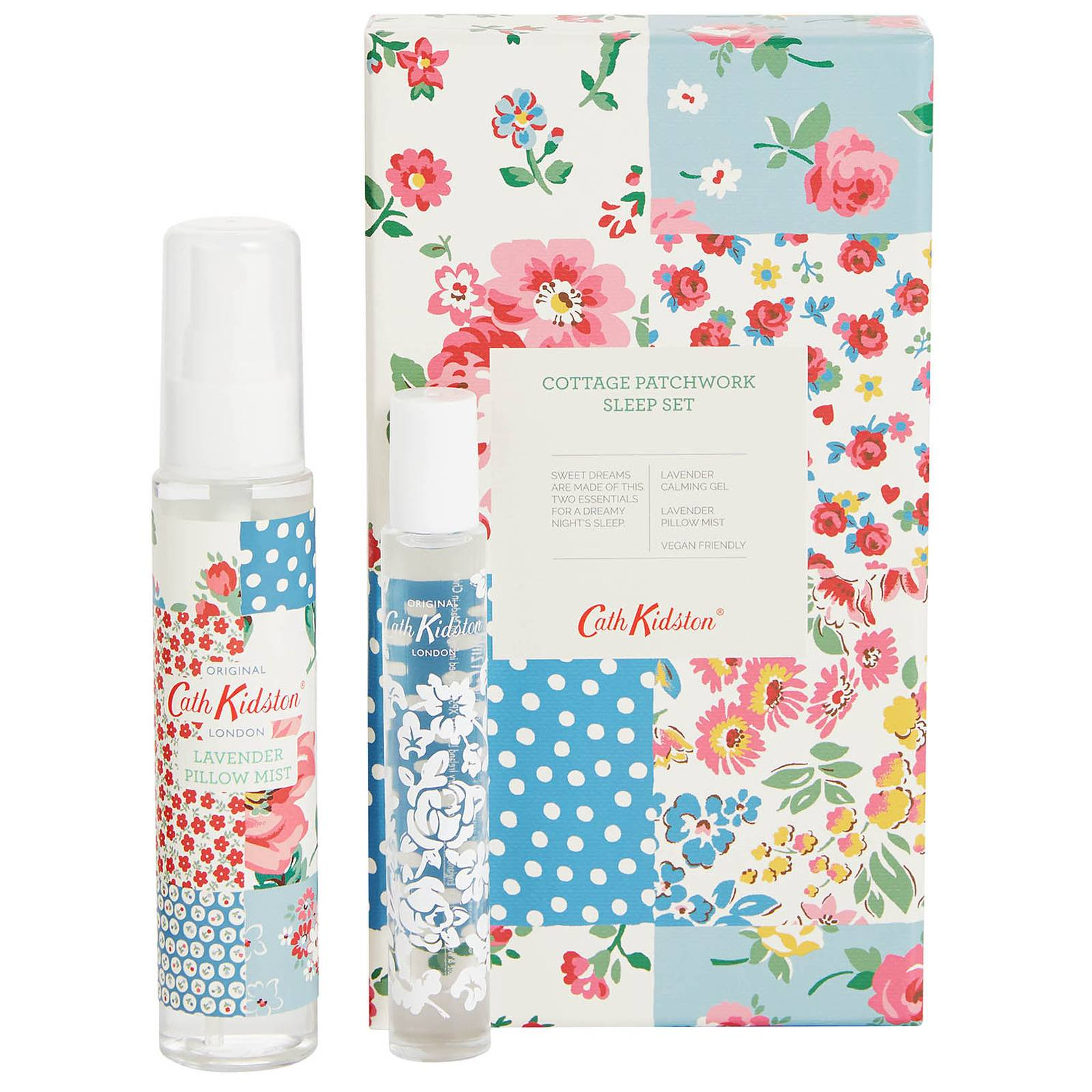 Cath Kidston - Gifts & Sets Cottage Patchwork Travel Sleep Set for Women