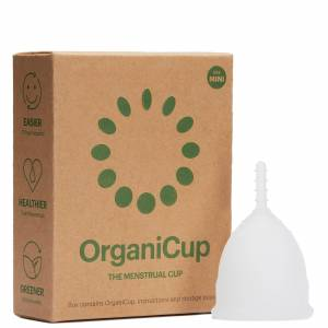 OrganiCup - The Menstrual Cup Size Mini for Women