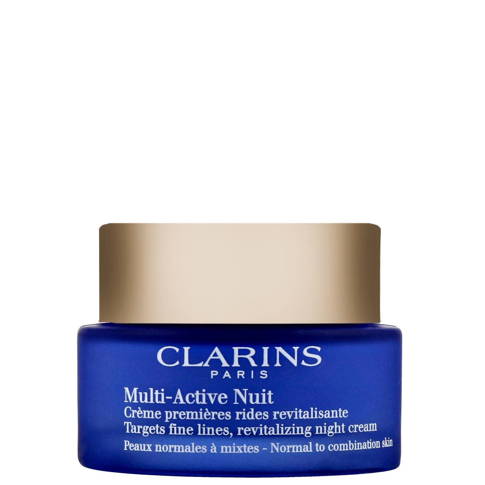 Clarins - Multi-Active Nuit Cream Normal/Combination Skin 50ml / 1.6 oz. for Women
