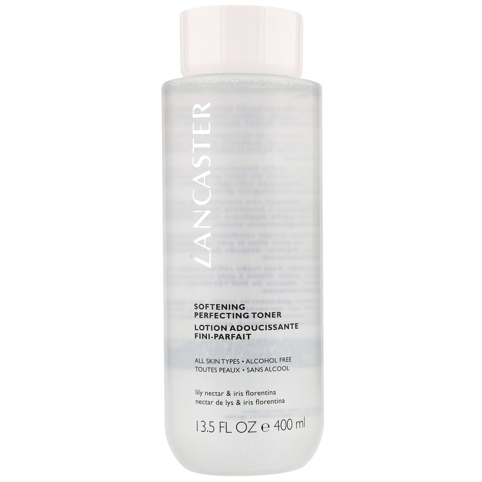 Lancaster - Cleansers & Mask Softening Perfecting Toner 400ml for Women