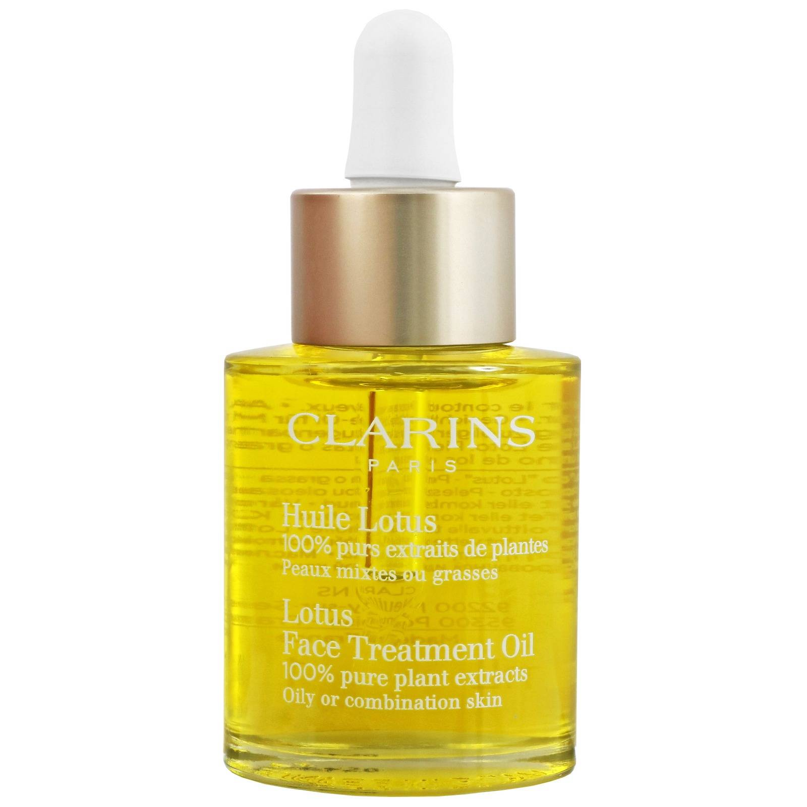 Clarins - Face Treatment Oil Lotus Oily/Combination Skin 30ml / 1 fl.oz. for Women
