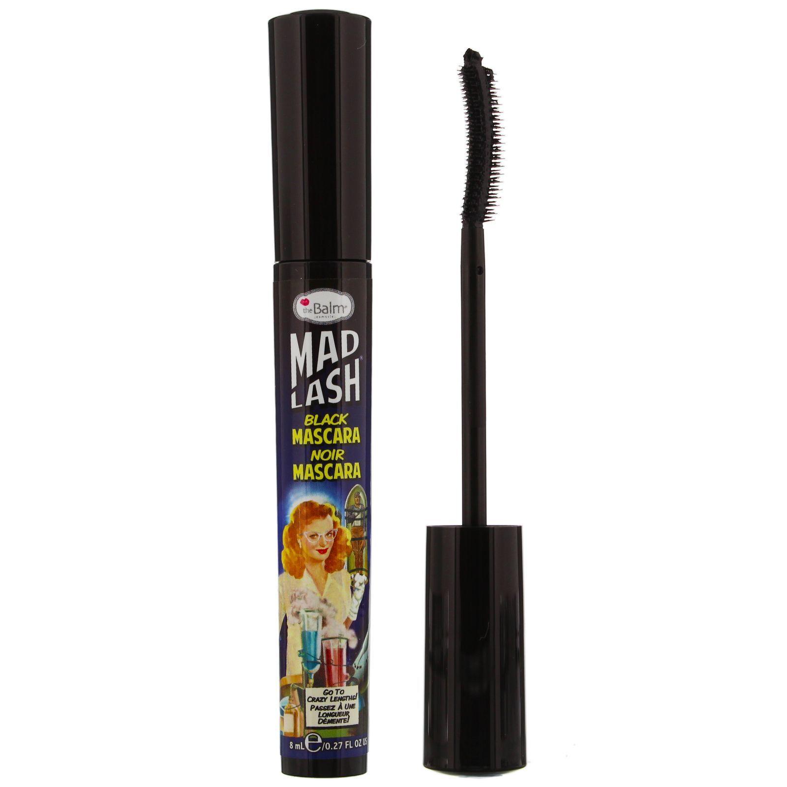 theBalm Cosmetics - Mad Lash Mascara Mad Lash Mascara for Women