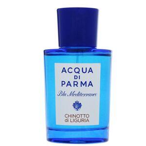 Acqua Di Parma - Blu Mediterraneo - Chinotto Di Liguria 75ml Eau de Toilette Natural Spray for Men and Women