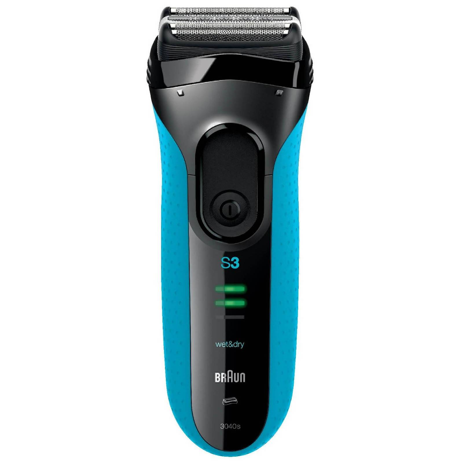 Braun - Series Shavers Series 3 ProSkin 3040s Wet & Dry Shaver with Protection Cap for Men