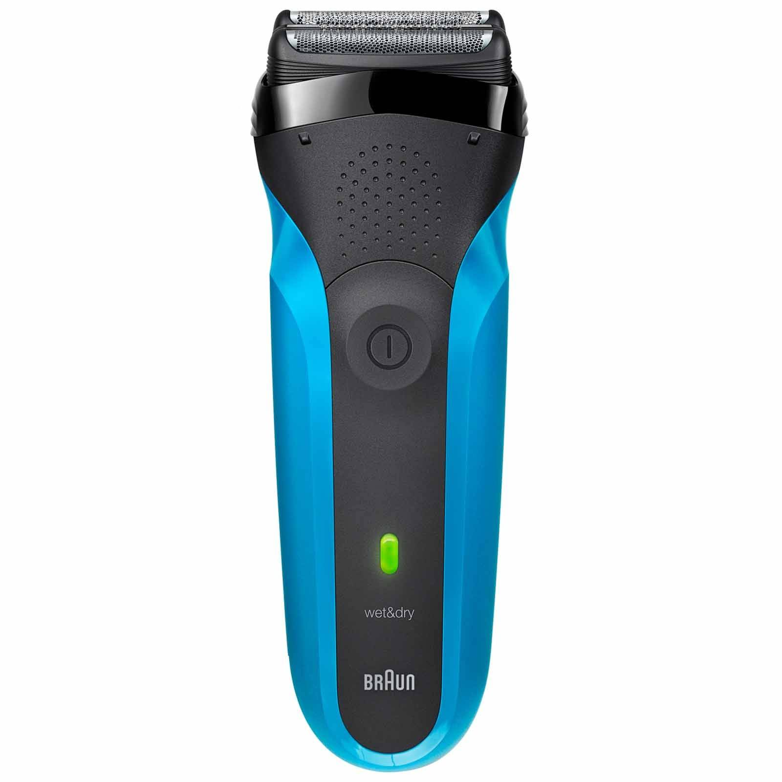 Braun - Series Shavers Series 3 310s Wet & Dry Shaver with 3 Flexible Blades for Men