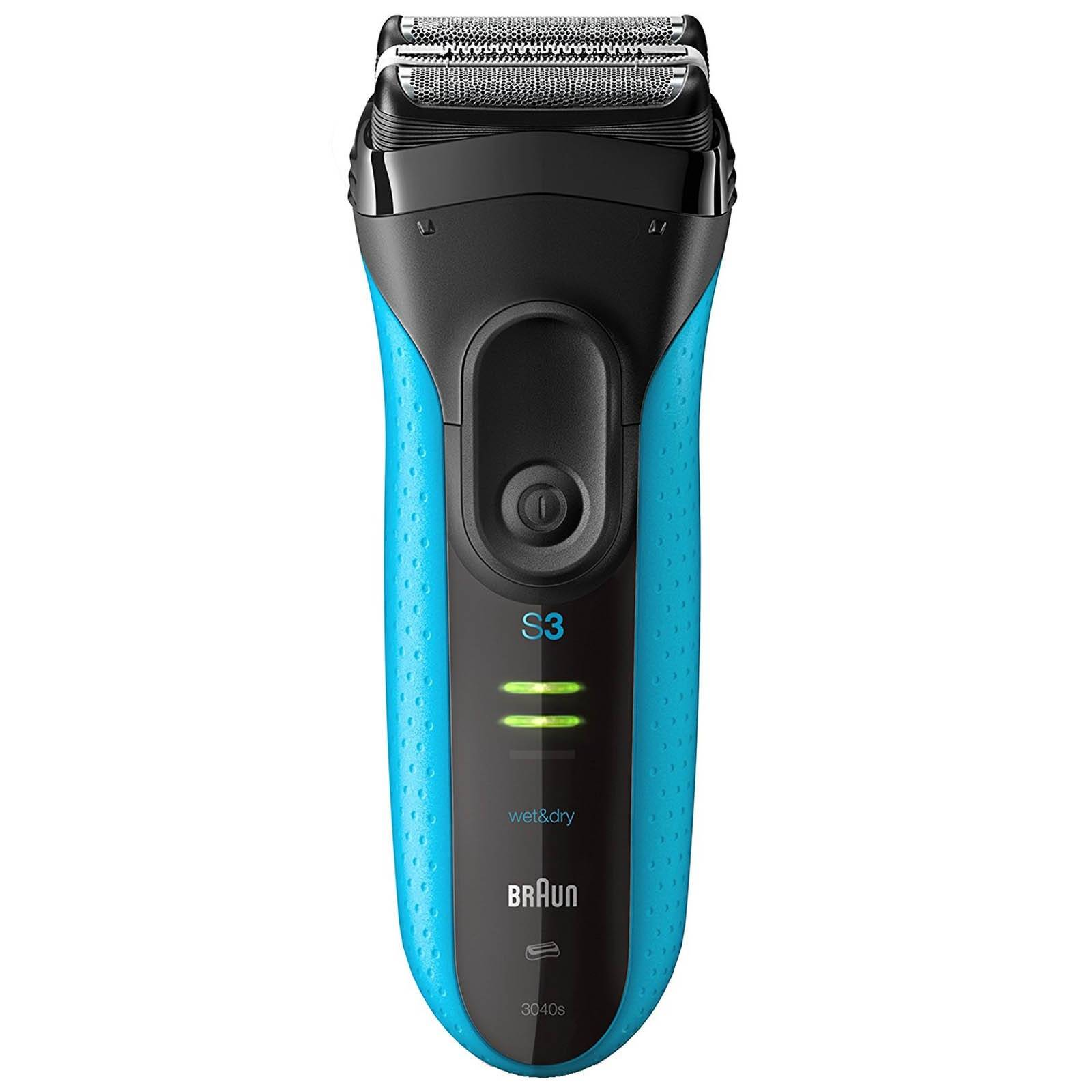 Braun - Series Shavers Series 3 3010BT Wet and Dry Shaver for Men