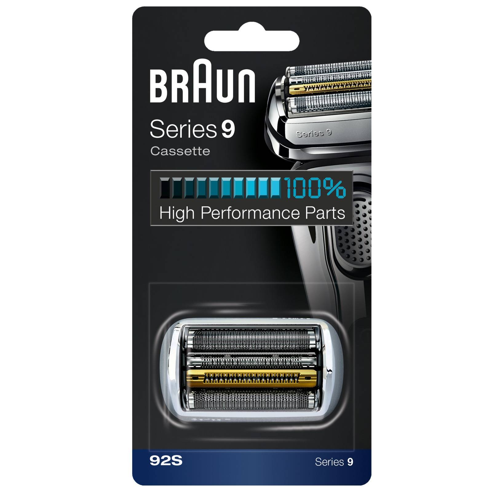 Braun - Accessories Series 9 92S Replacement Foil & Blade for Men