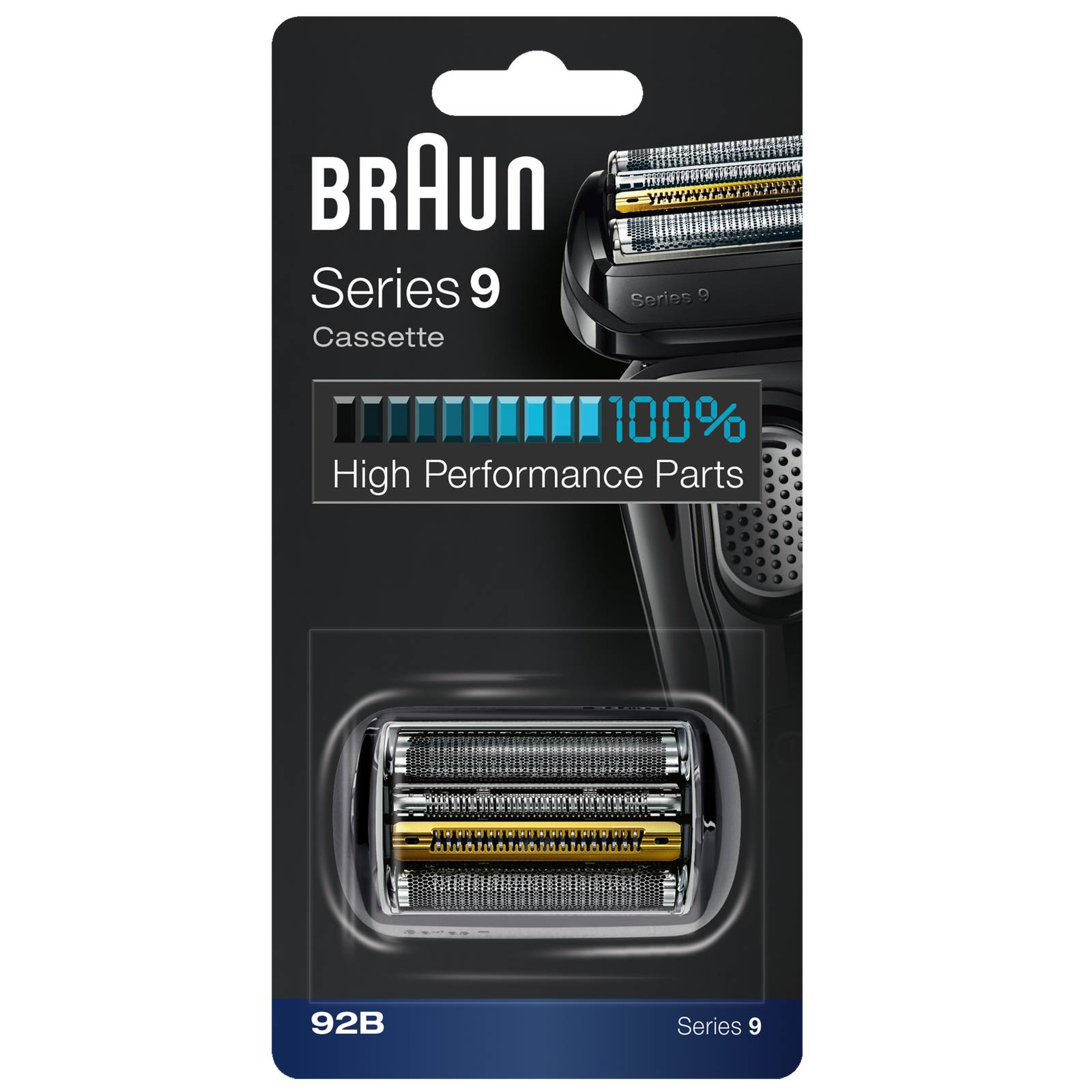 Braun - Accessories Series 9 92B Replacement Foil & Blade for Men