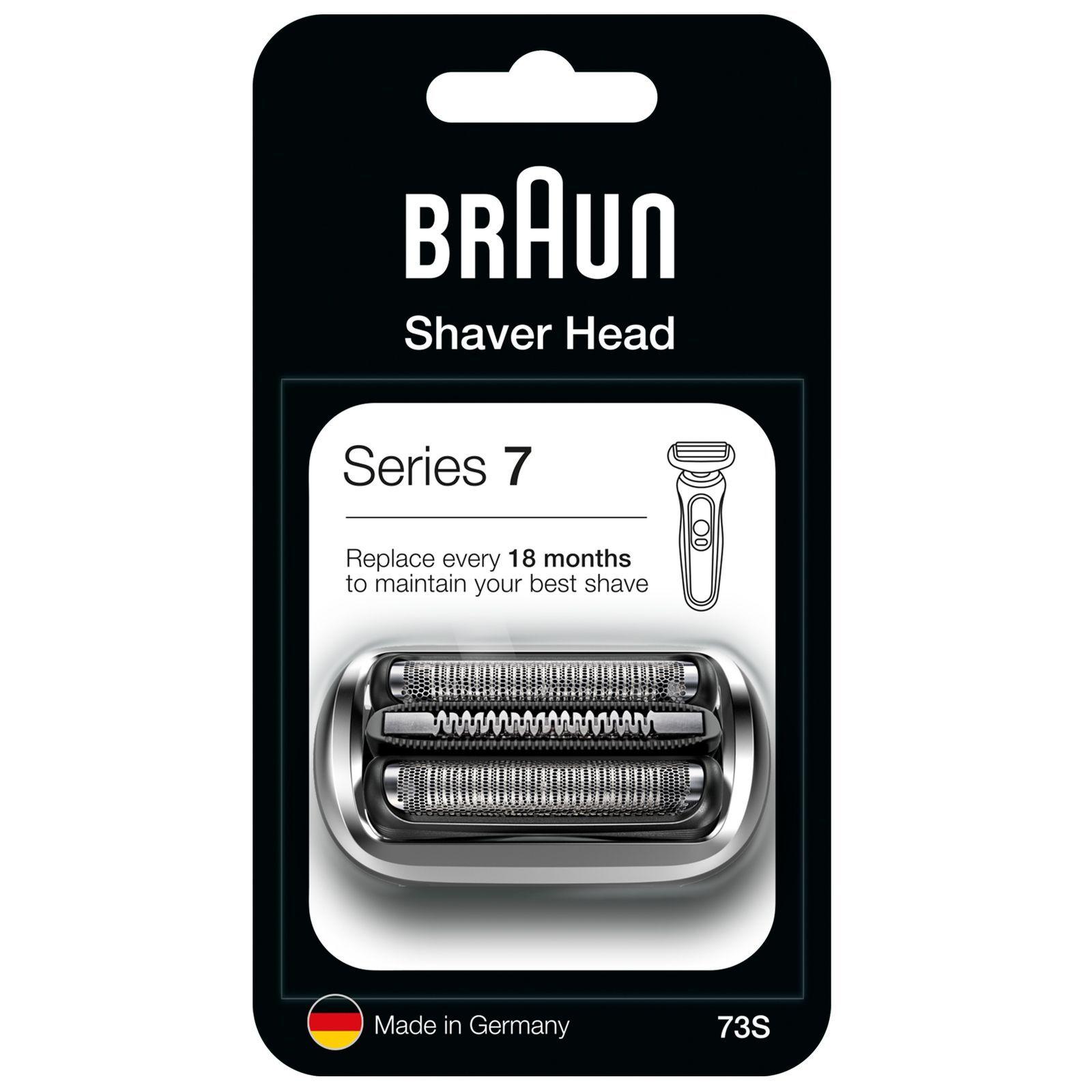 Braun - Replacement Heads Series 7 73S Cassette for Men