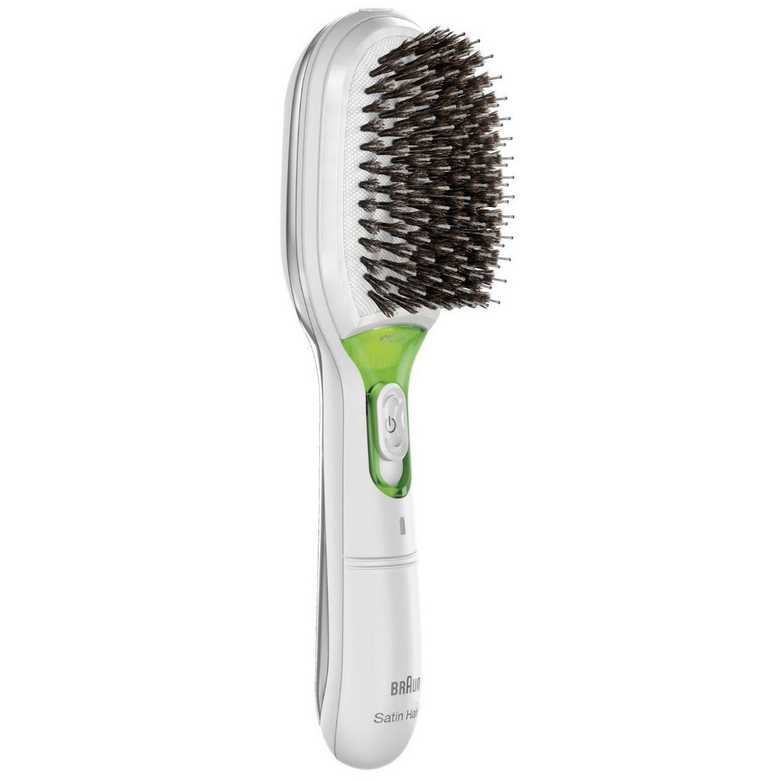 Braun - Satin Hair 7 BR750 Brush with IONTEC Technology and Natural Bristle for Women