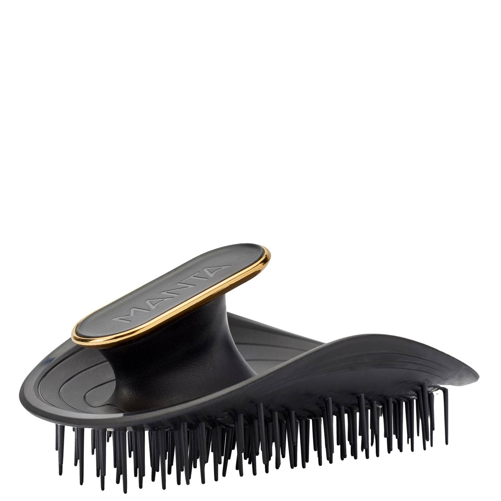 Manta - Original Black Hairbrush for Women