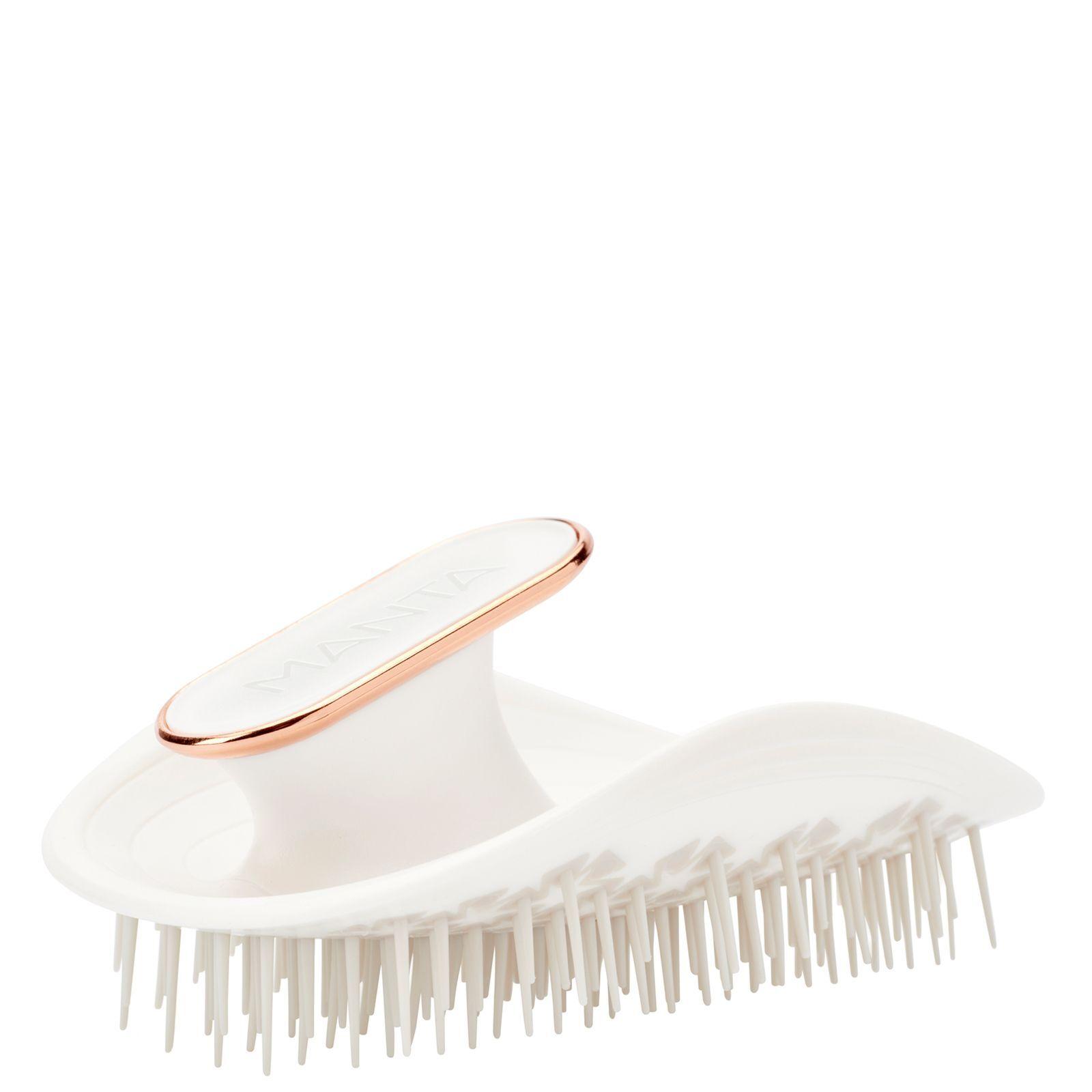 Manta - Original White Hairbrush for Women