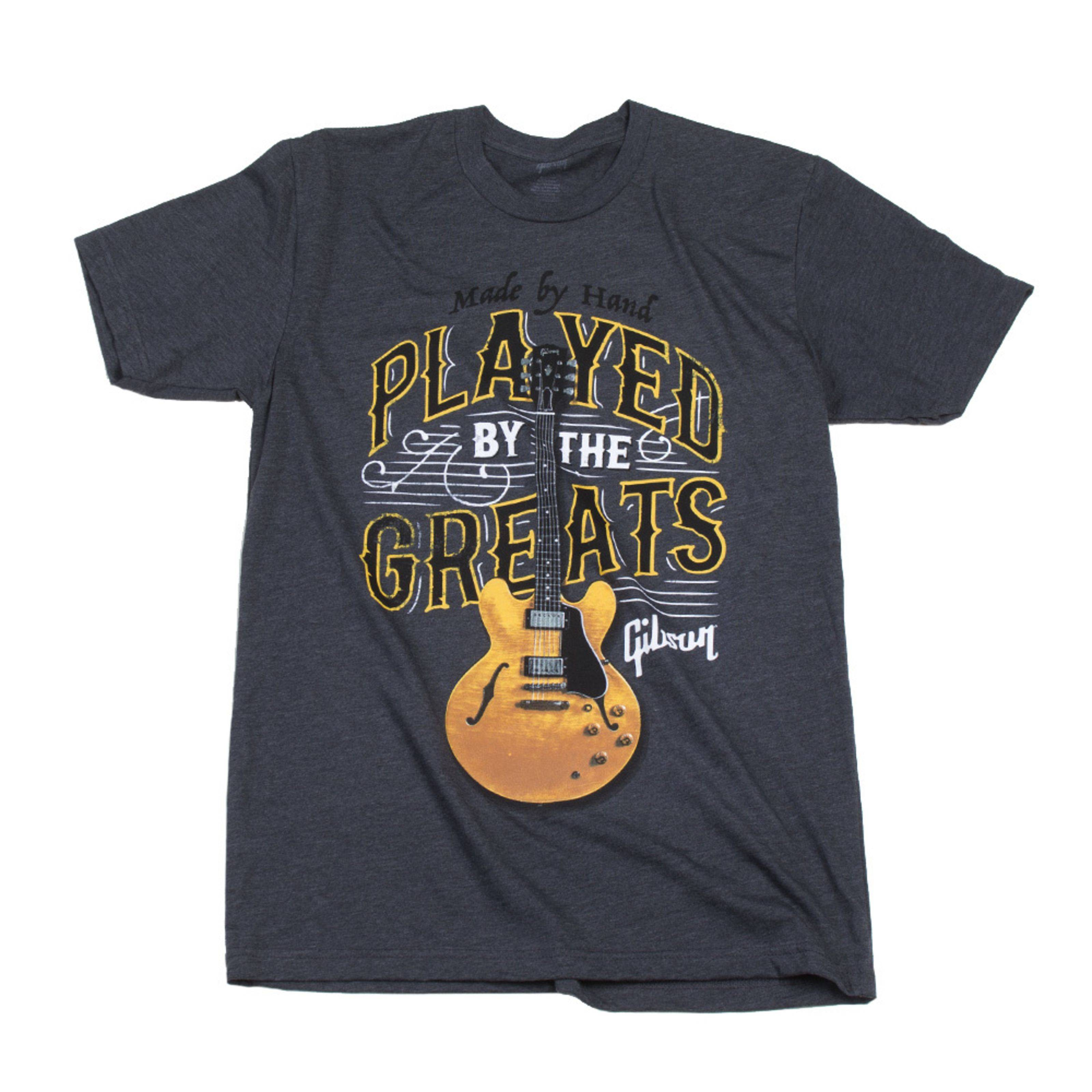 Gibson Played By The Greats T-Shirt XL