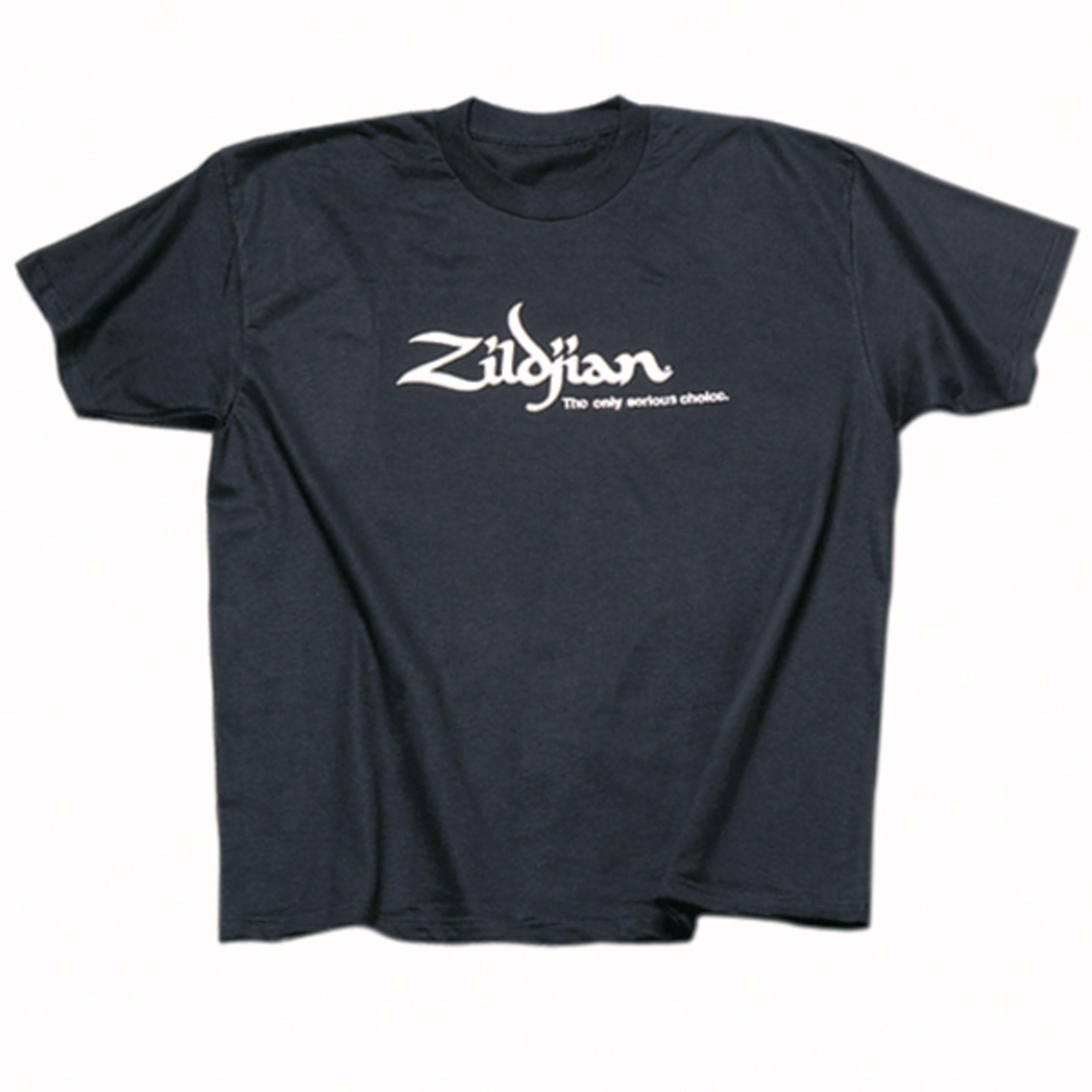Zildjian T-Shirt Classic, Black Large