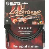 Klotz Instrument Cable, 3m, straight LaGrange, LAPP0300