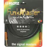Klotz Instrument Cable, 3m, straight Stevens FunkMaster, TM-0300
