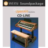 Wersi CD Line Sounds (4003300) Soundpackage for OAS