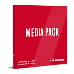 Steinberg Media Pack WaveLab Pro 9.5 Mastering Software