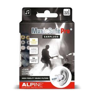 Alpine MusicSafe Pro Hearing Protection (Transparent)