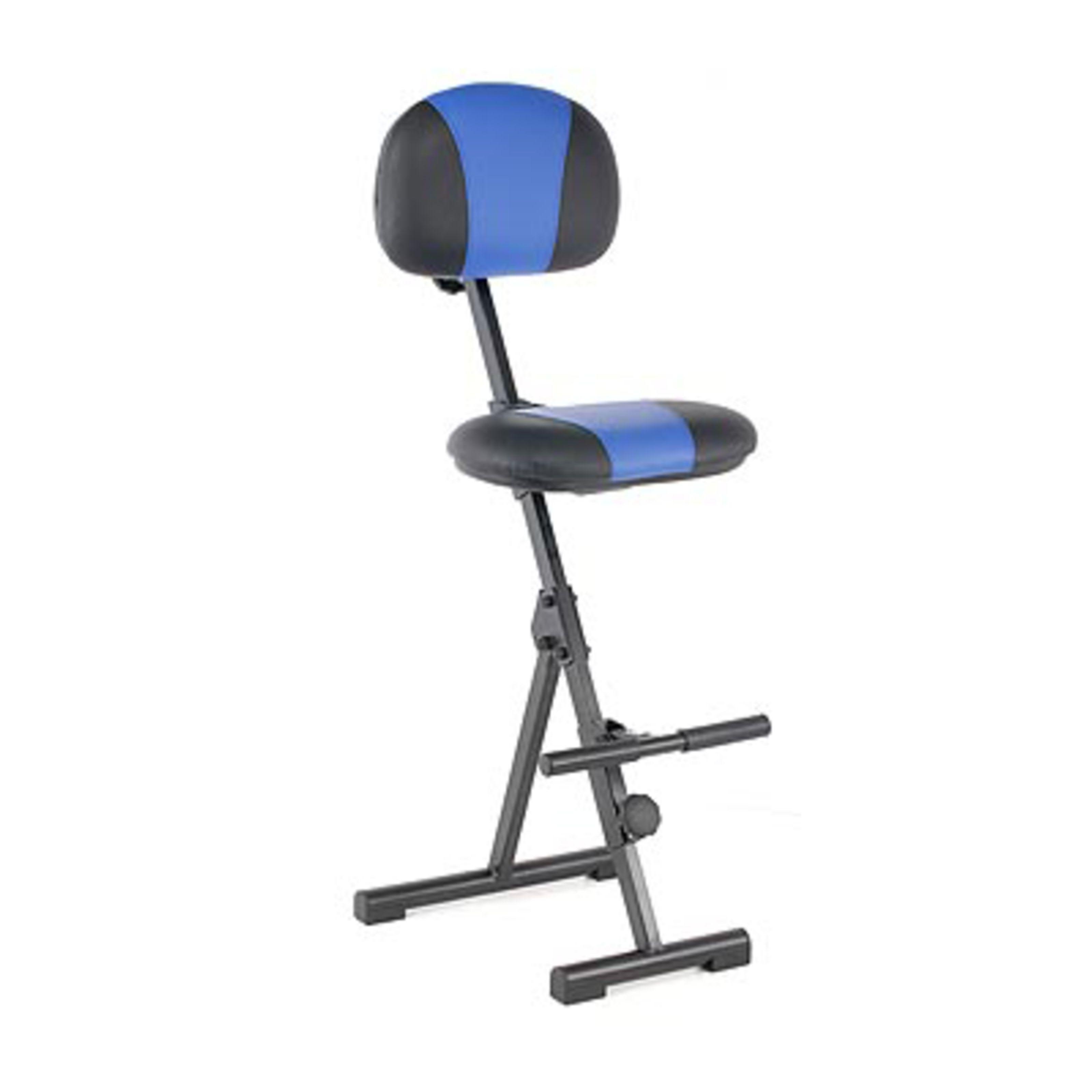 Mey Chair Systems AF-SR-11169 Futura Standard (Black/Blue)