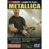 Lick Library: Learn To Play Metallica DVD