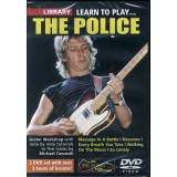 Lick Library: Learn To Play The Police DVD