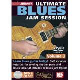 Lick Library: Ultimate Blues Jam Session 3 DVD/CD