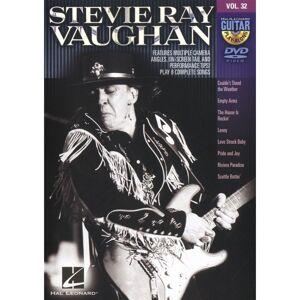 Guitar Play-Along: Stevie Ray Vaughan Vol. 32, DVD