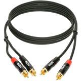 Klotz KT-CC300 RCA Phono Cable 3m