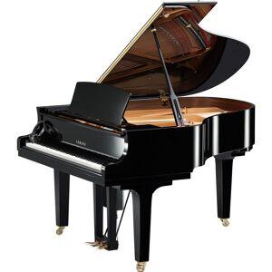 Yamaha DC2X Enspire ST Grand Piano (Polished Ebony)