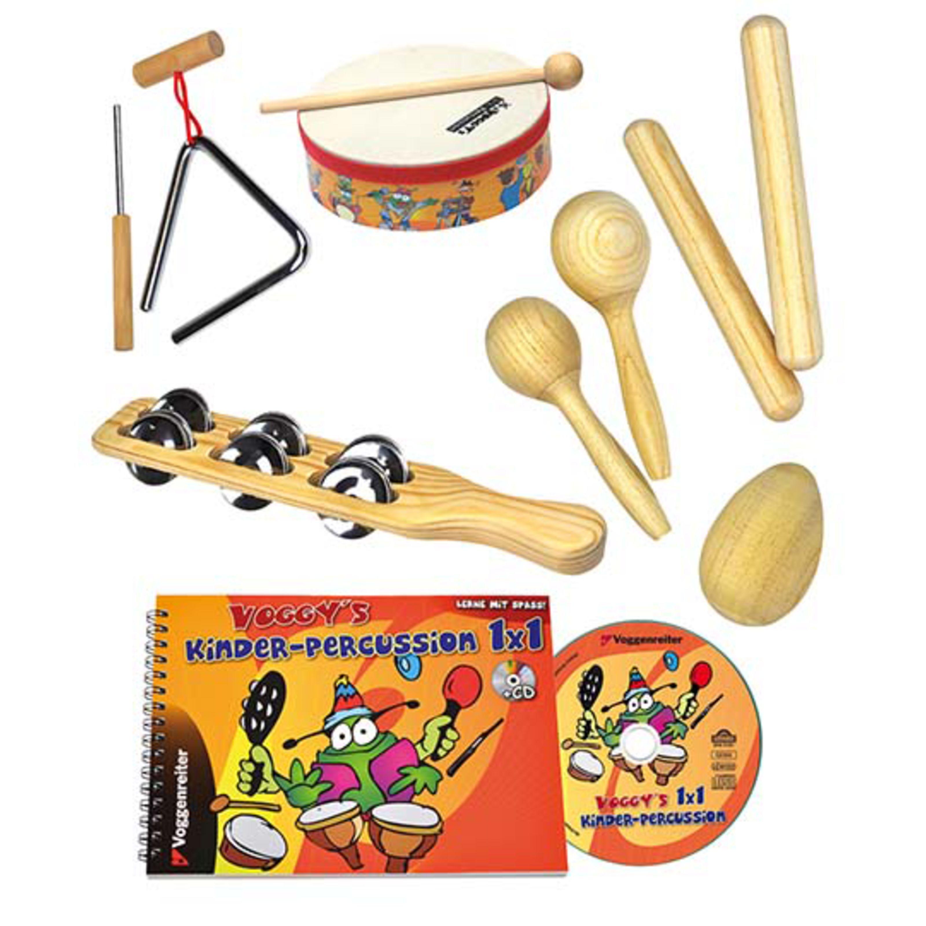 Voggenreiter VOGGY´S Percussion Set
