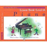 Alfred Music Basic Piano Lesson Book 1A Piano Solo