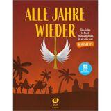 Edition Dux Alle Jahre wieder - Klarinette mit Download