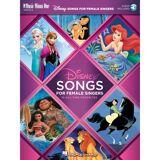 Hal Leonard Disney Songs for Female Singers