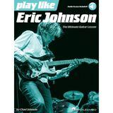 Hal Leonard Play Like: Eric Johnson