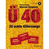 Schott Music Gitarren-Songbuch Ü40