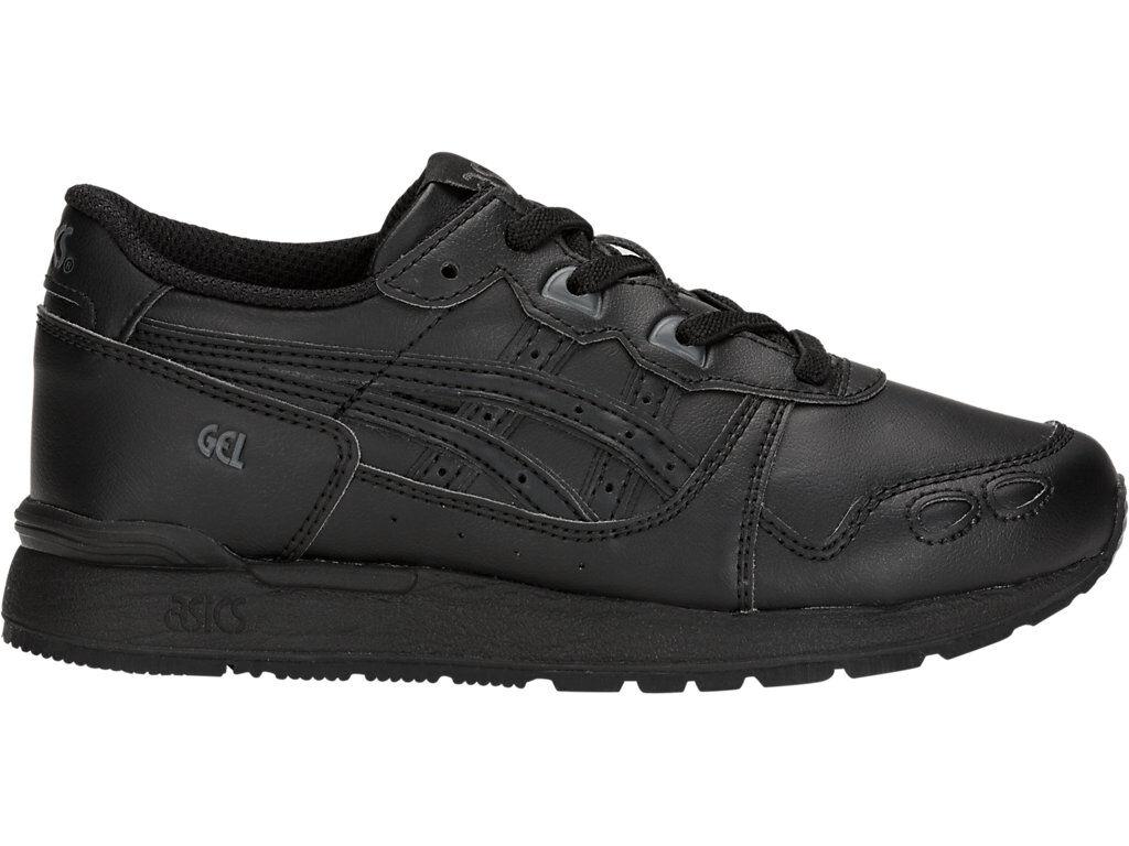 ASICS GEL-LYTE PS - BLACK/BLACK - Size: 2