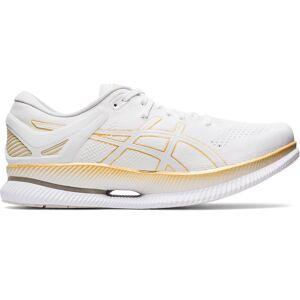 ASICS MetaRide - WHITE/PURE GOLD - Size: 12