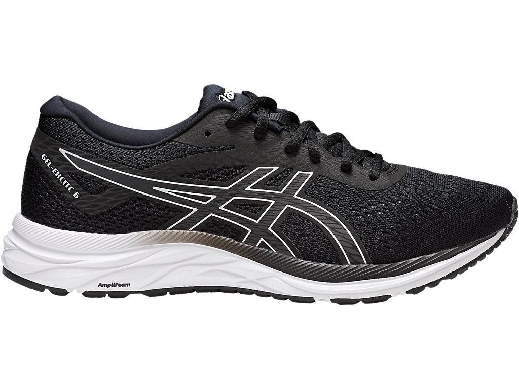 ASICS GEL-EXCITE™ 6 - BLACK/WHITE - Size: 9