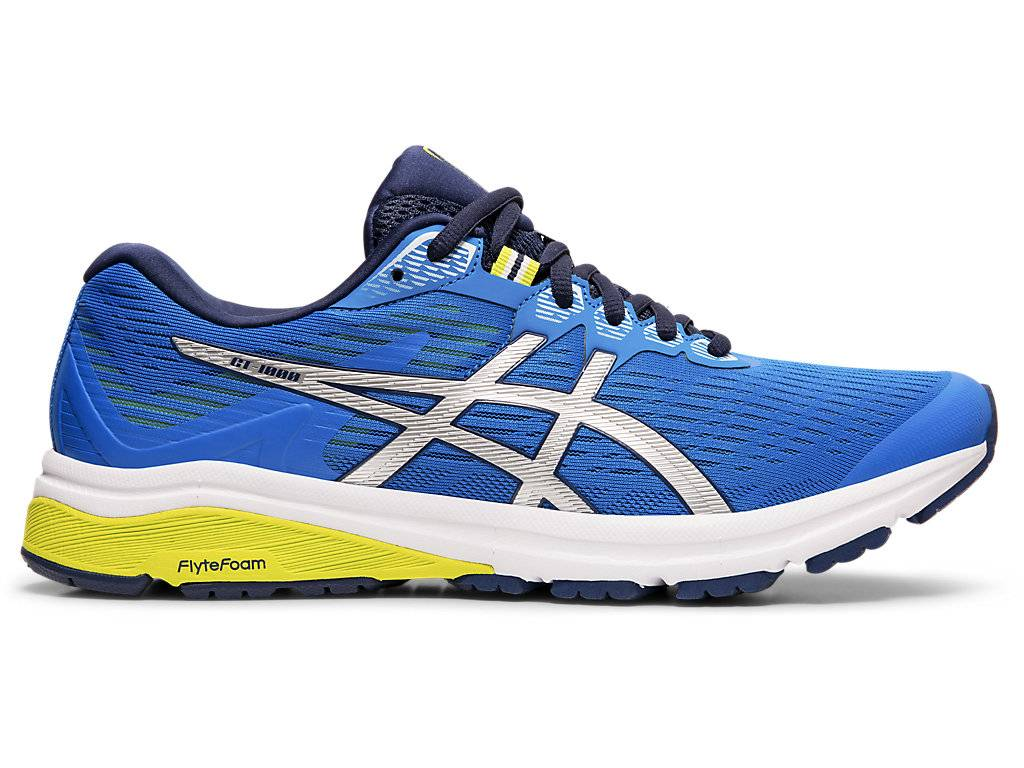 ASICS GT-1000™ 8 - ELECTRIC BLUE/SILVER - Size: 8H
