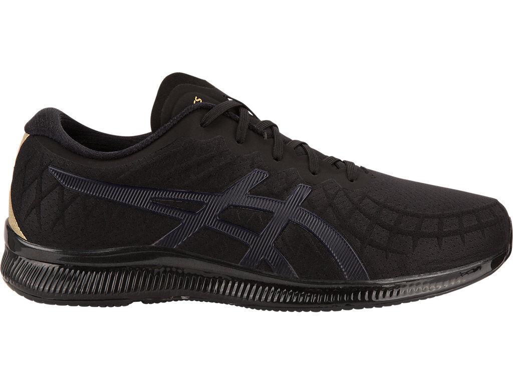 ASICS GEL-QUANTUM INFINITY - BLACK/BLACK - Size: 8