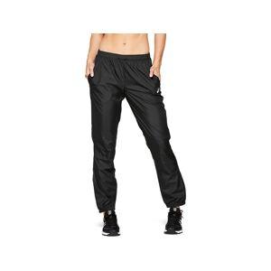 ASICS SILVER WOVEN PANT - PERFORMANCE BLACK - Size: Extra Large