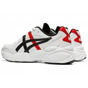 ASICS GEL-BND - WHITE/CLASSIC RED - Size: 11.5