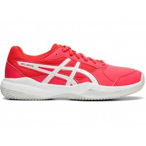 ASICS GEL-GAME 7 CLAY/OC GS - LASER PINK/WHITE - Size: 5