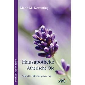 Primavera Home Scented books Maria M.Kettenring Home Apothecary Essential Oils - Fast help for every day 1 Stk.